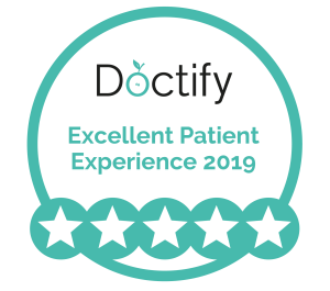 Doctify Excellent Patient Experience